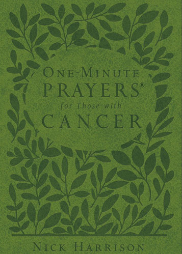 One Minute Prayers Cancer
