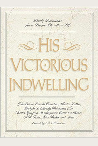 Image of His Victorious Indwelling Book Cover